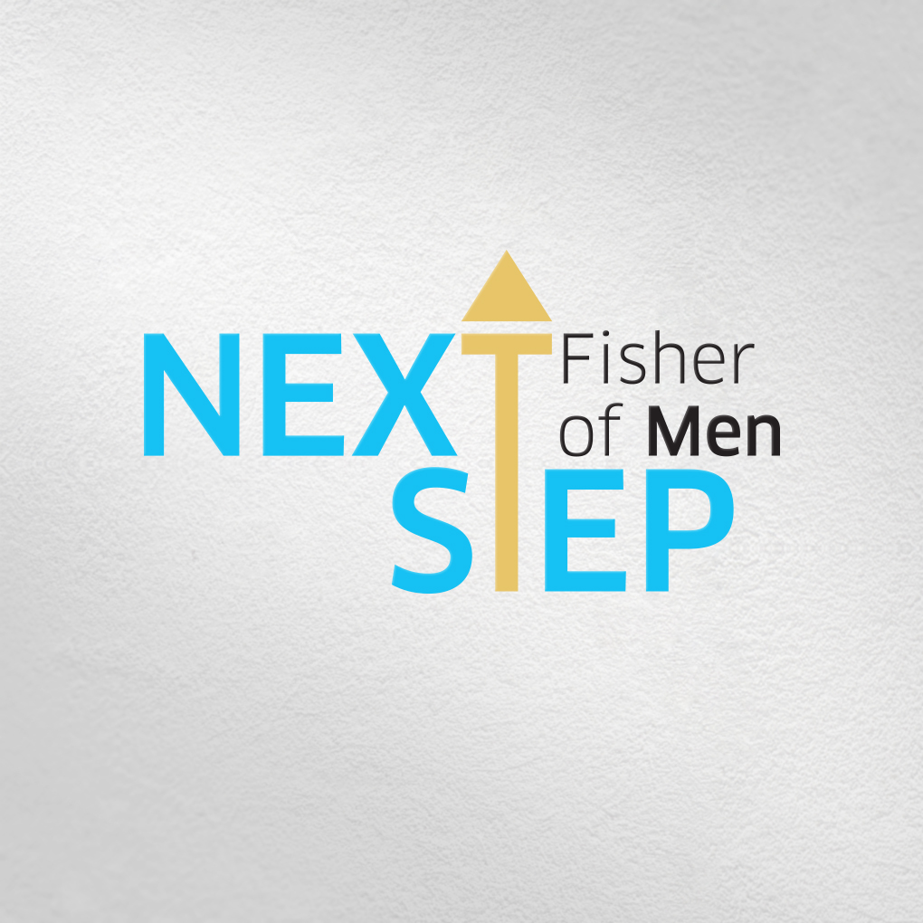 """Next Step Fisher of men"" Лого и А4 Дипляна"